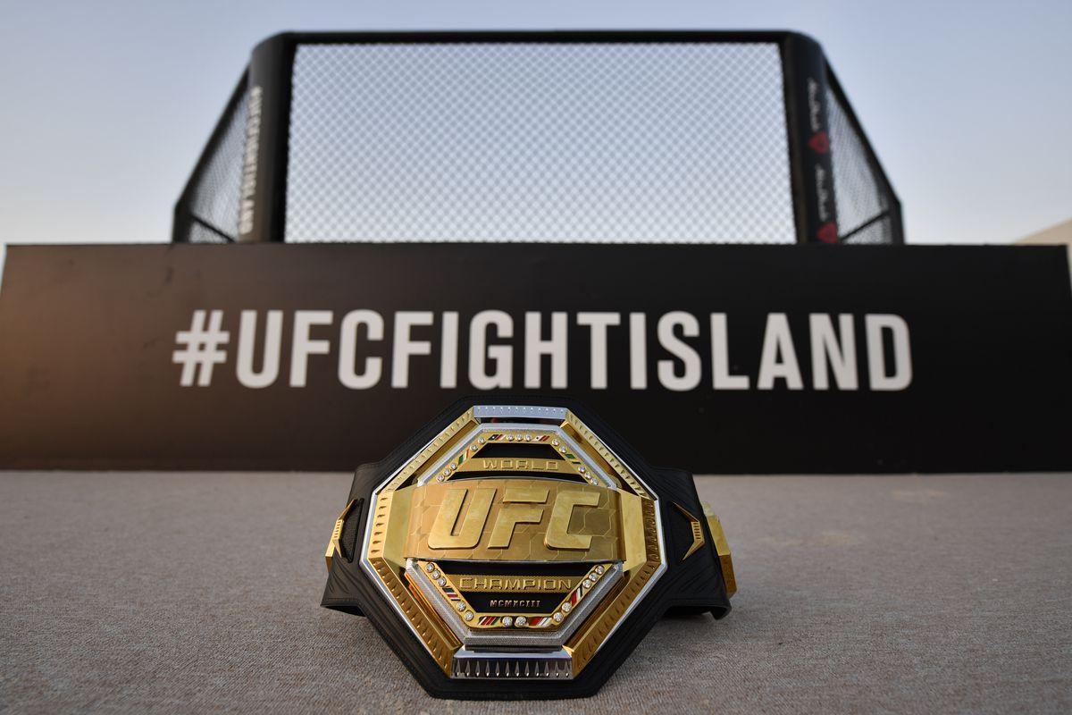 UFC Fight Island Previews