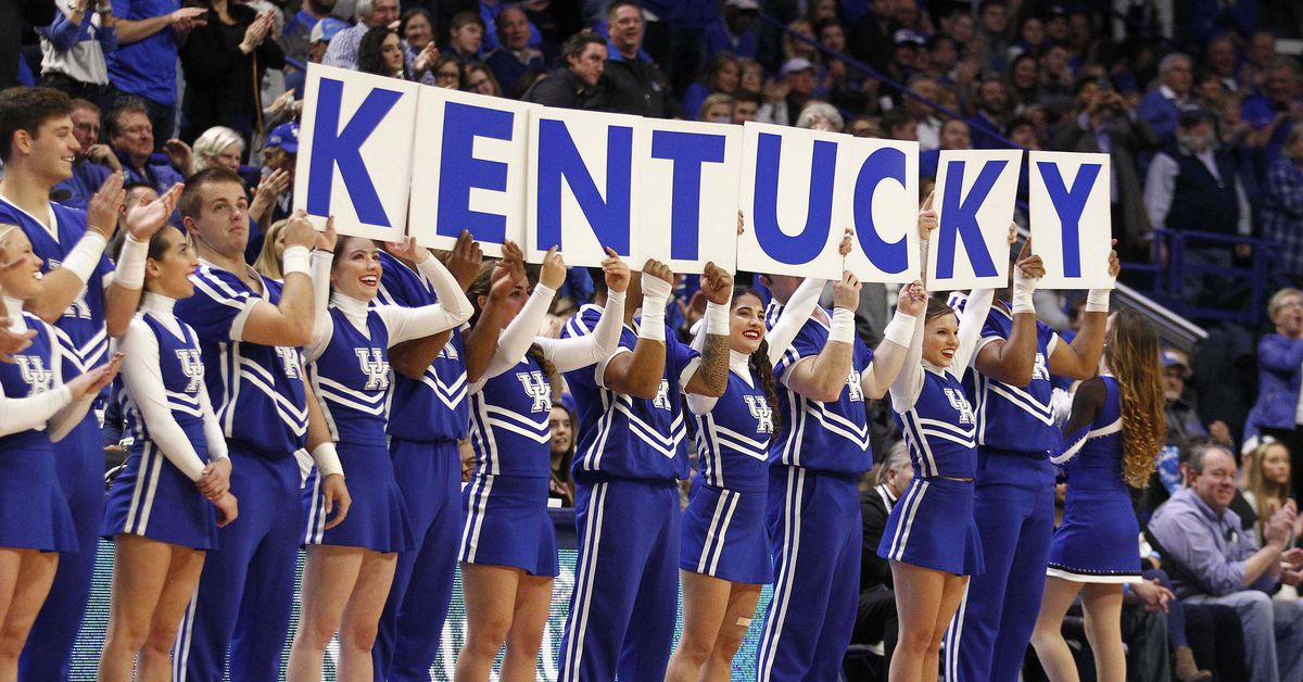Uk Basketball: Monday Quickies: Cheerleading Champions Edition