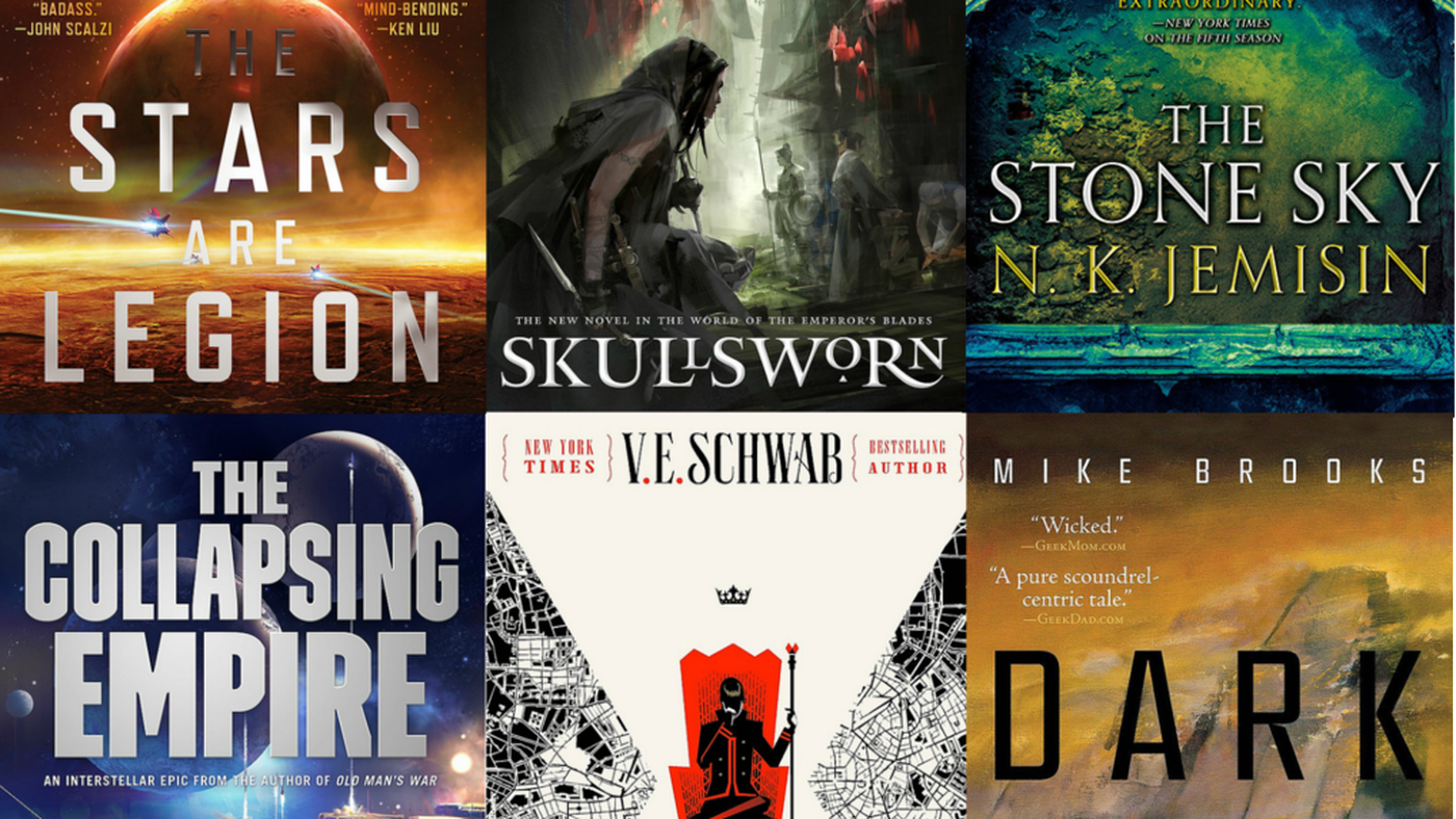 33 Science Fiction And Fantasy Books That Everyone Will Be Talking