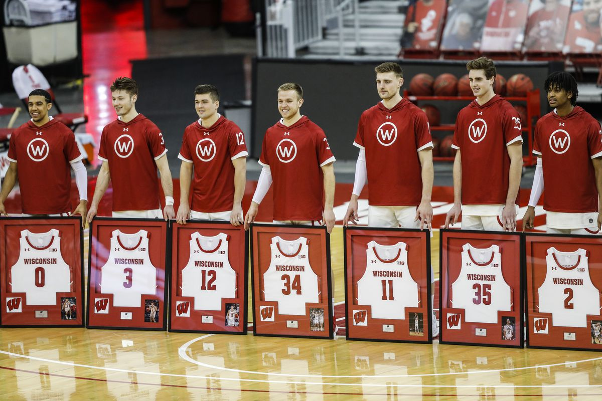 COLLEGE BASKETBALL: FEB 27 Illinois at Wisconsin