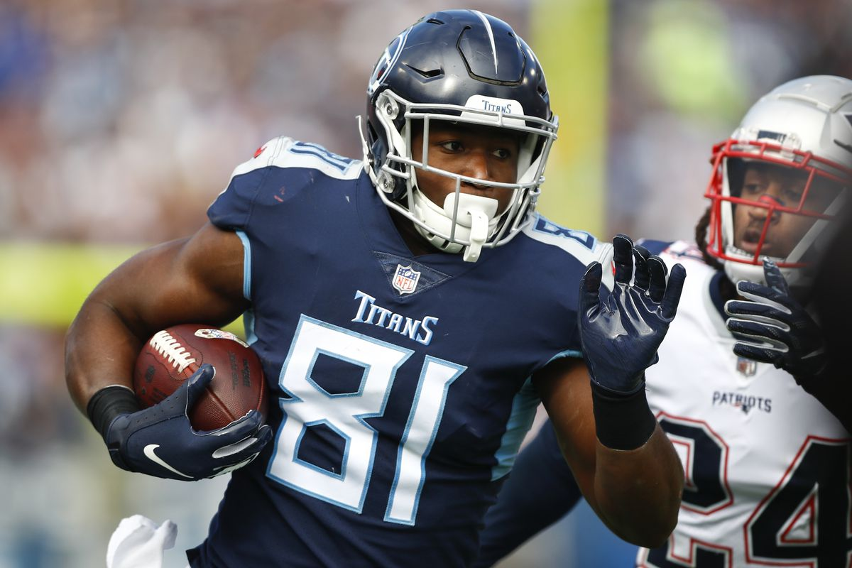 info for 82b6e a25af Titans move Jonnu Smith and Jack Conklin to IR; add TE Cole ...