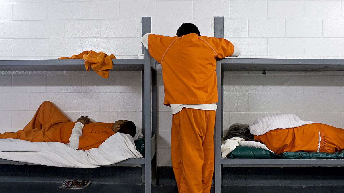 What Inmates Really Wear In Prison Racked