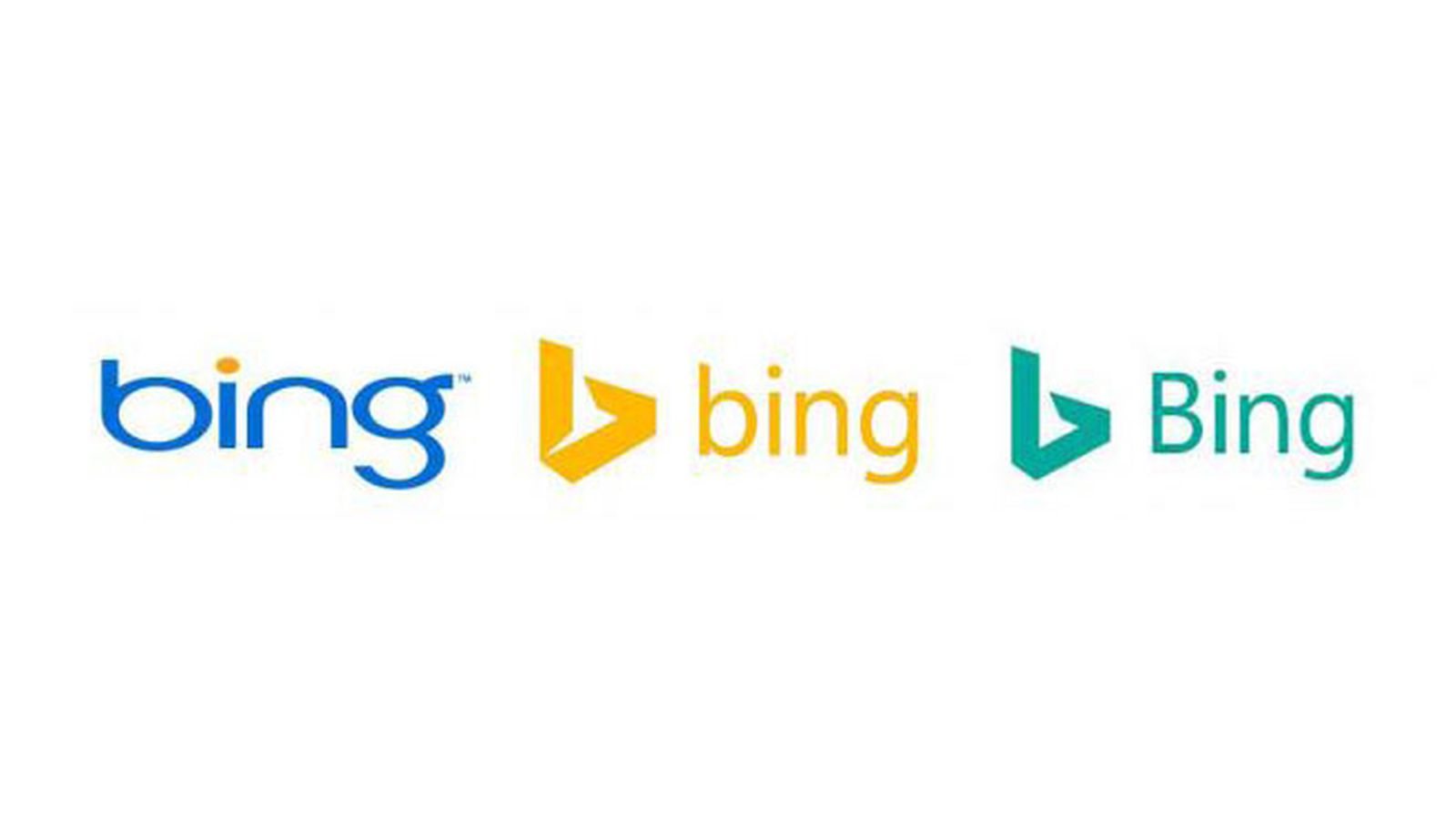 Microsoft Updates Bing Logo As It Reasserts Commitment To