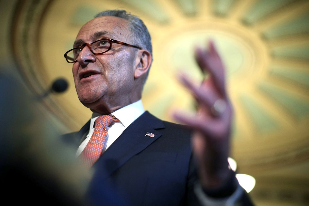 Chuck Schumer: On Health Care, 'Single Payer Is on the Table'