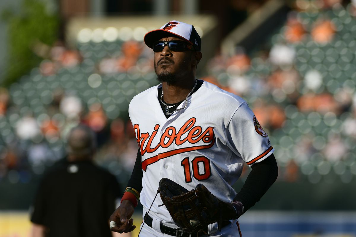 low priced d8d66 653d2 Adam Jones signs one-year contract with Diamondbacks ...