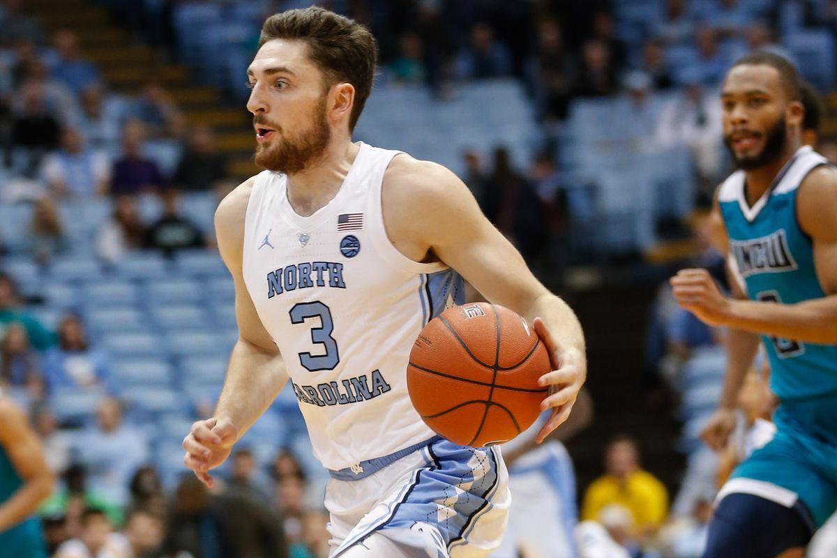 Andrew Platek North Carolina Tar Heels Final Four Basketball Jersey