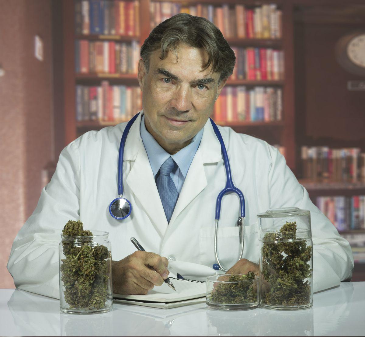 doctor medical marijuana