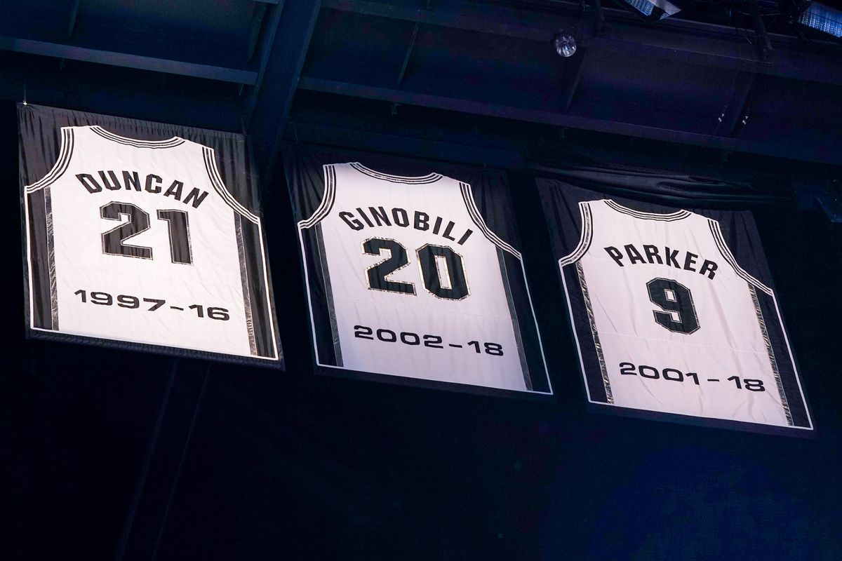 The Best of Tony Parker's Jersey Retirement Ceremony