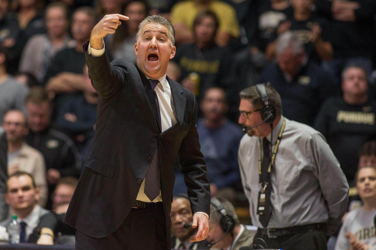 NCAA Basketball: Ohio State at Purdue