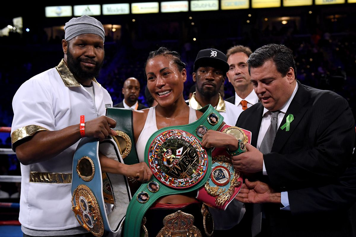 Cecilia Braekhus: Women's boxing is really exciting right now