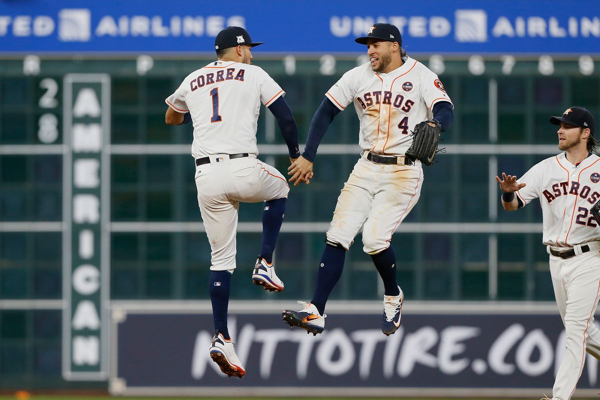 Divisional Round - Boston Red Sox v Houston Astros - Game One