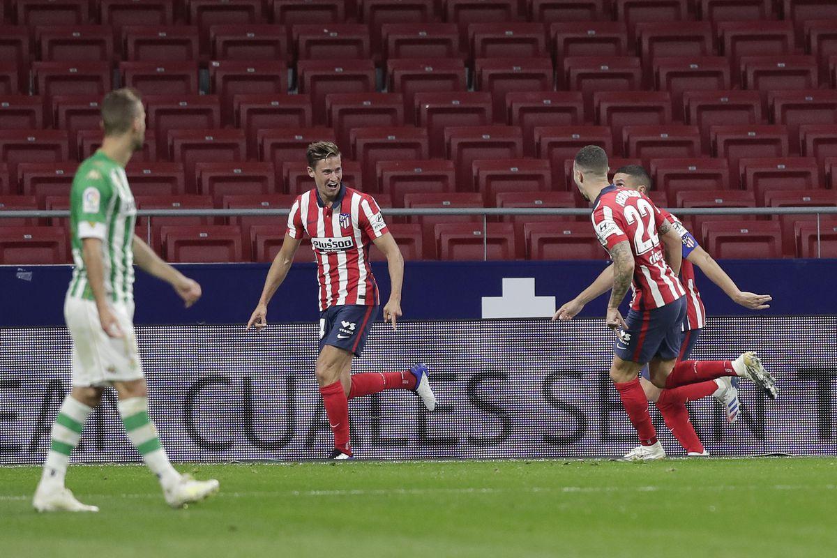 Atletico de Madrid v Real Betis - La Liga Santander