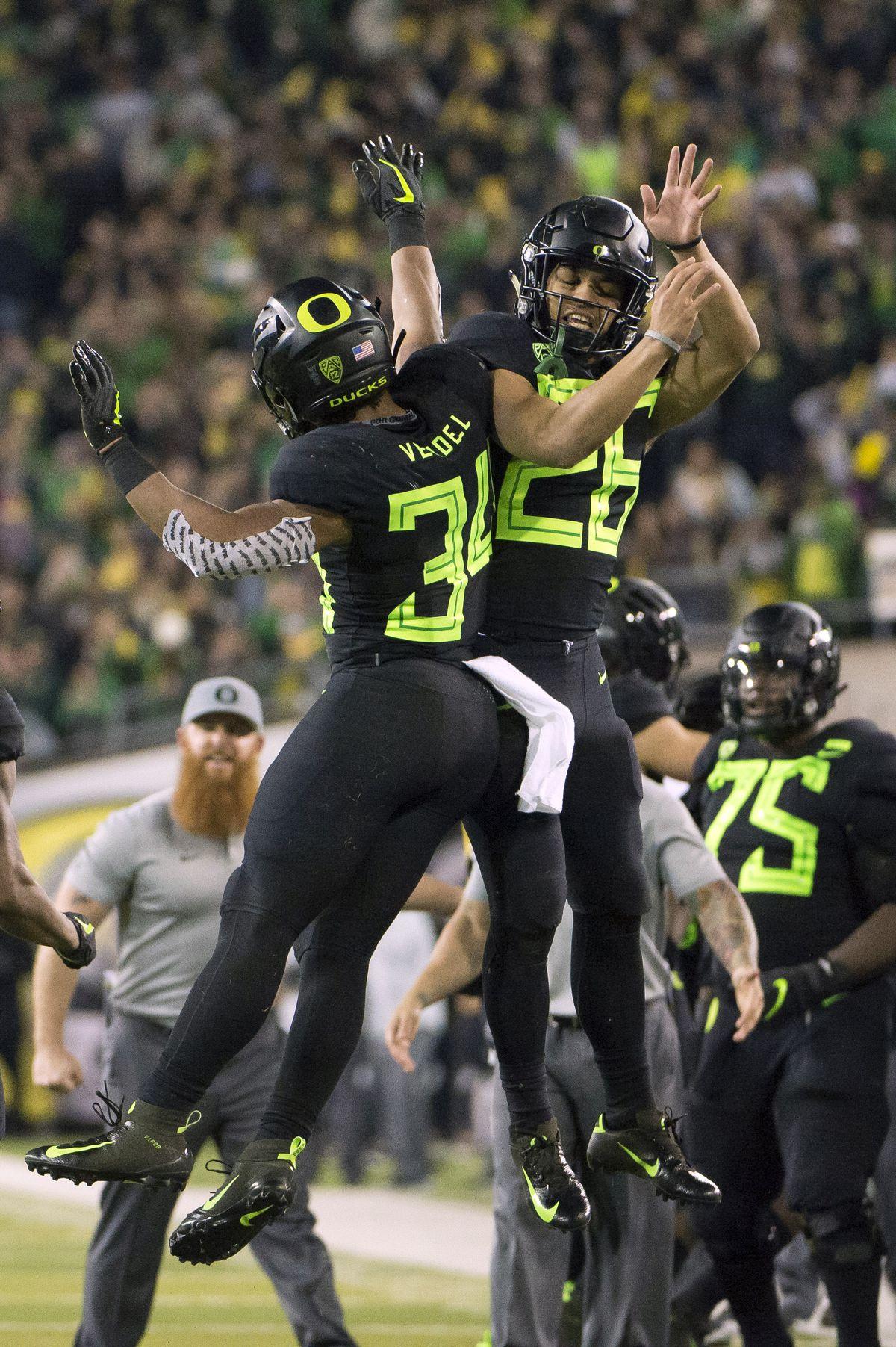 NCAA Football: Arizona State at Oregon