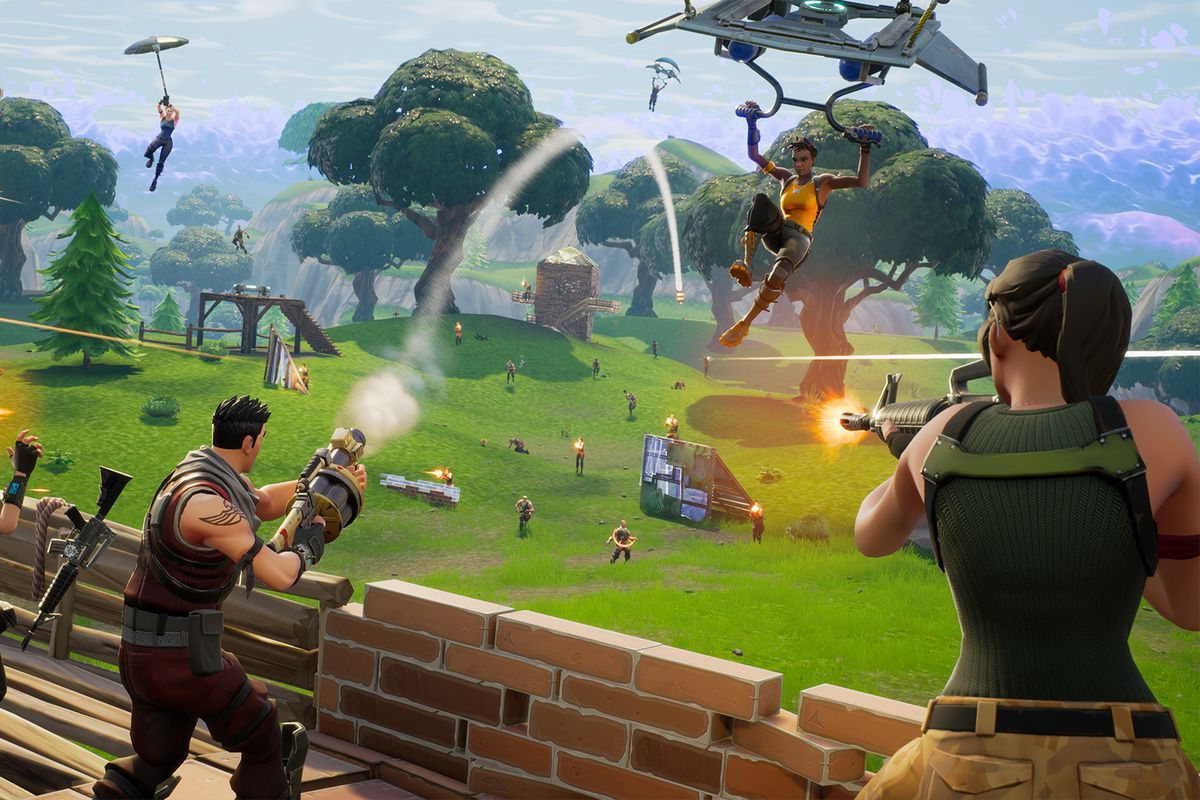 Microsoft suggests Fortnite PS4 vs  Xbox One cross-play