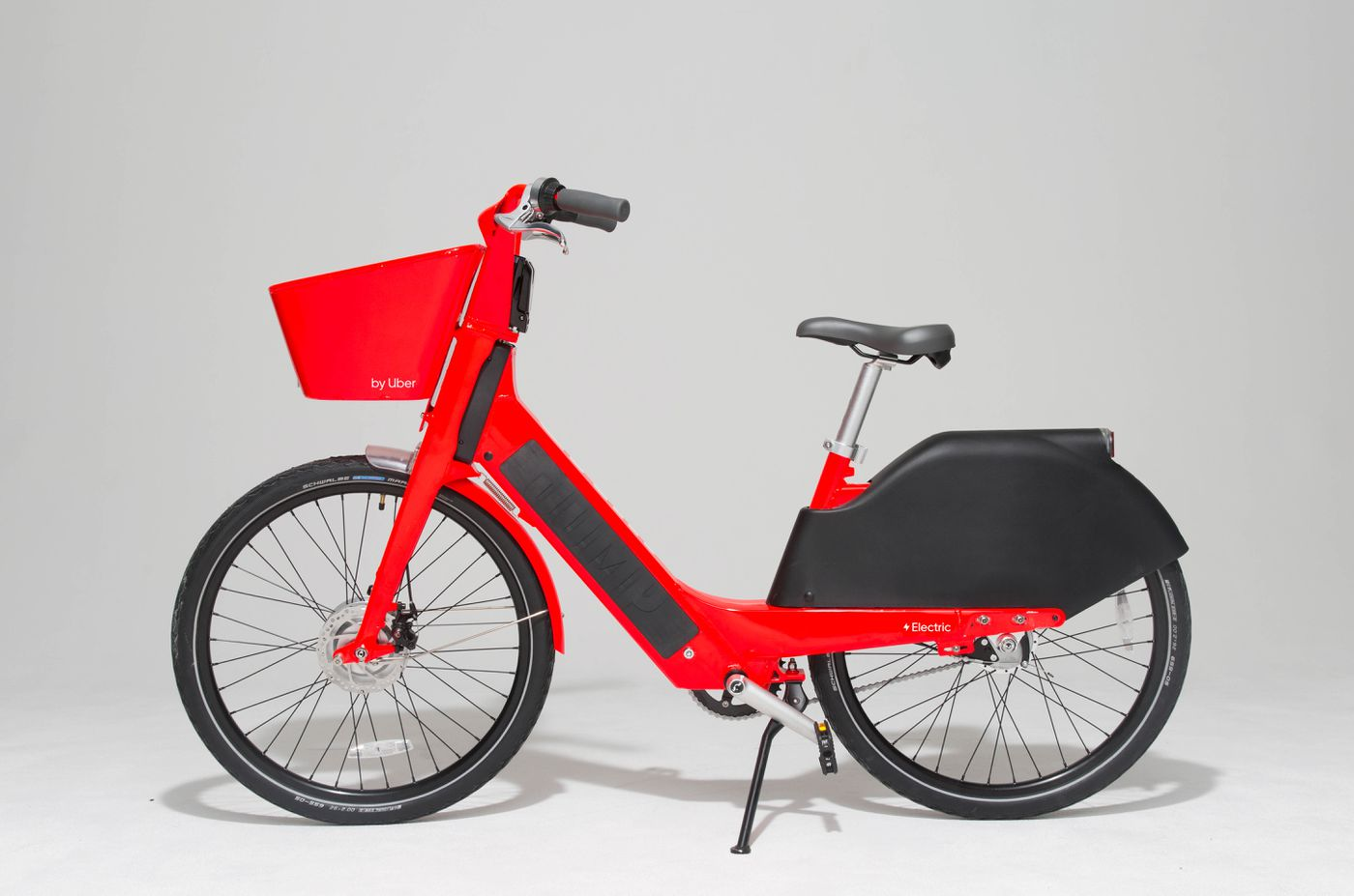 Uber's new Jump e-bikes are easier to charge and harder to