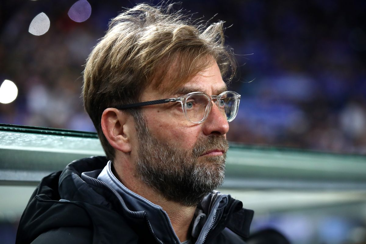 Jurgen Klopp says Liverpool 'belong' in Champions League quarter-finals
