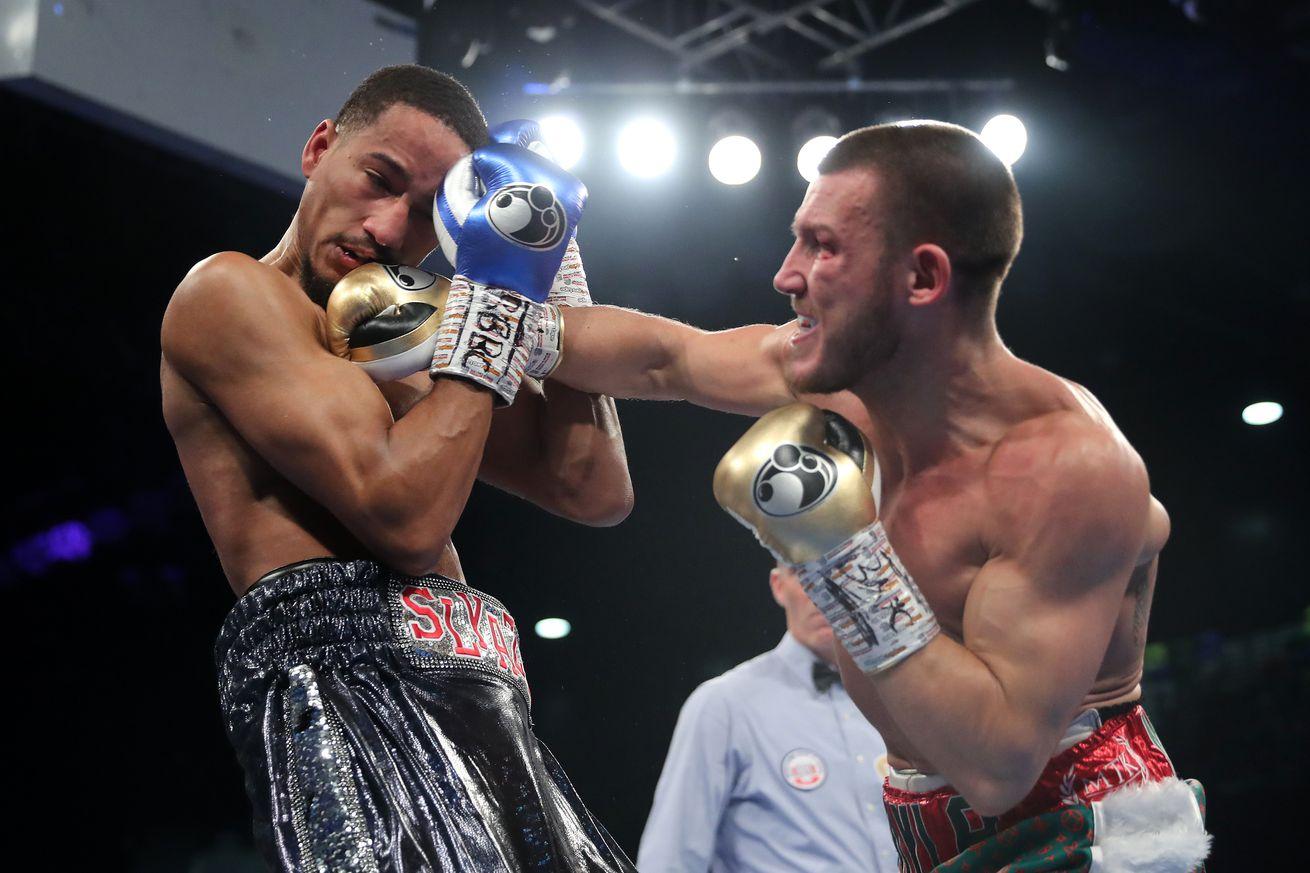 1195283226.jpg.0 - Williams dominates Fox in WBO middleweight eliminator
