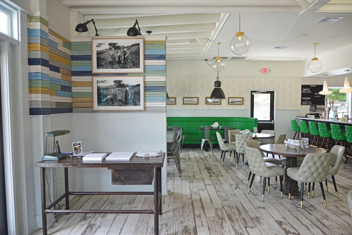 Step Inside Liberty Kitchen's Latest Outpost, Now Open In Garden Oaks