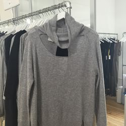 ROI Cutout sweater, $130