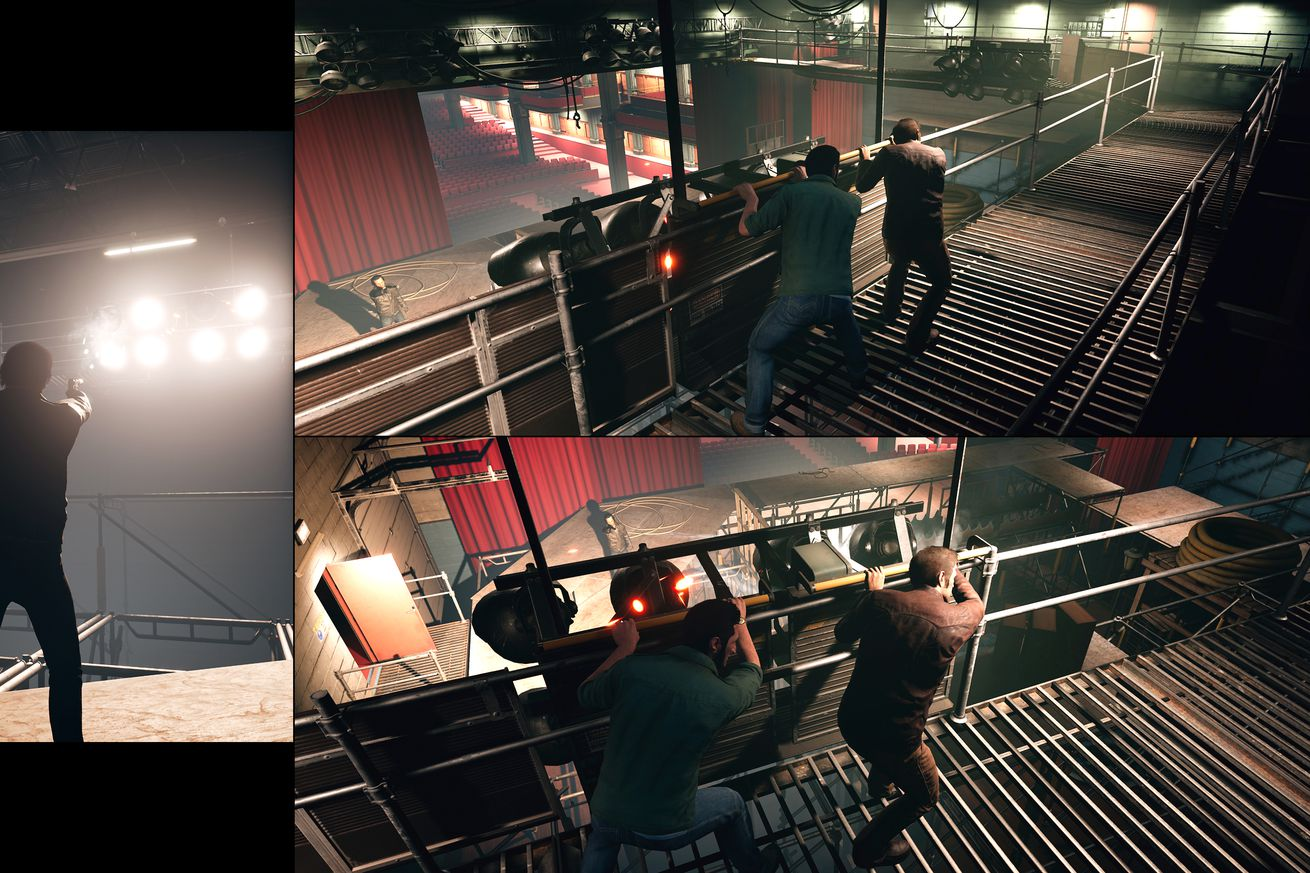 a way out s clever co op play is dragged down by a cliche crime story