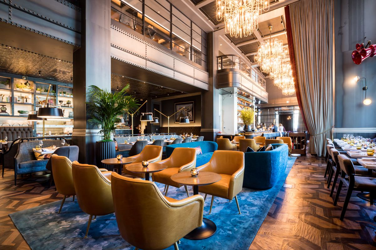 The Commons Club in San Francisco