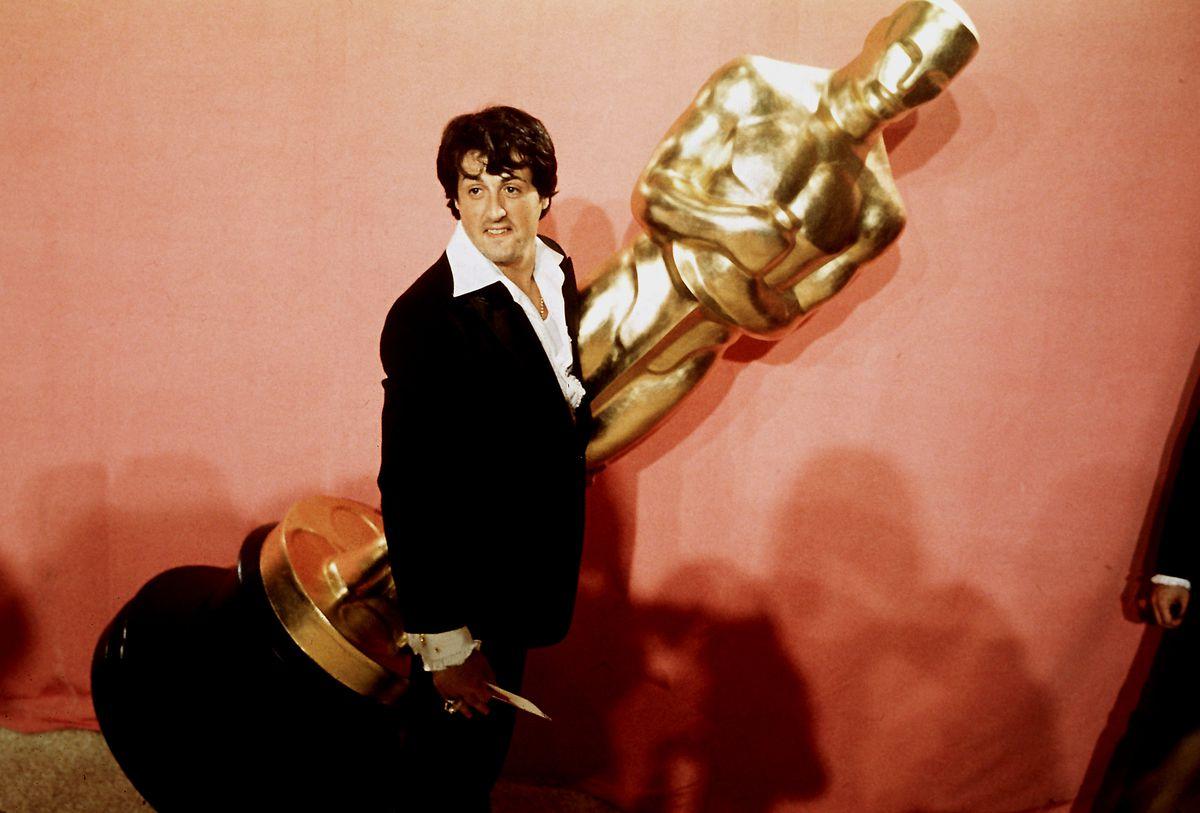 Sylvester Stallone for Rocky