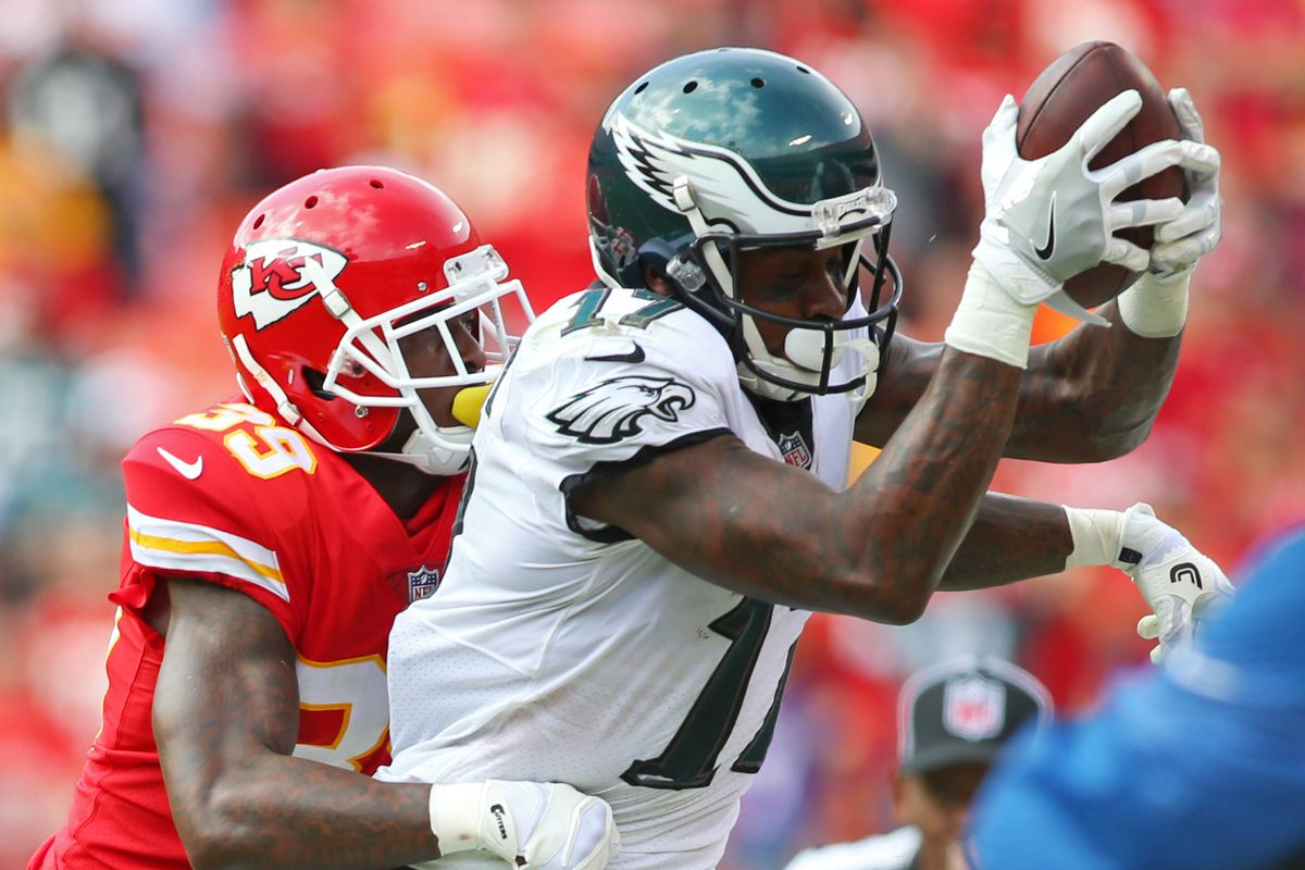 Get the latest Philadelphia Eagles news scores stats standings rumors and more from ESPN