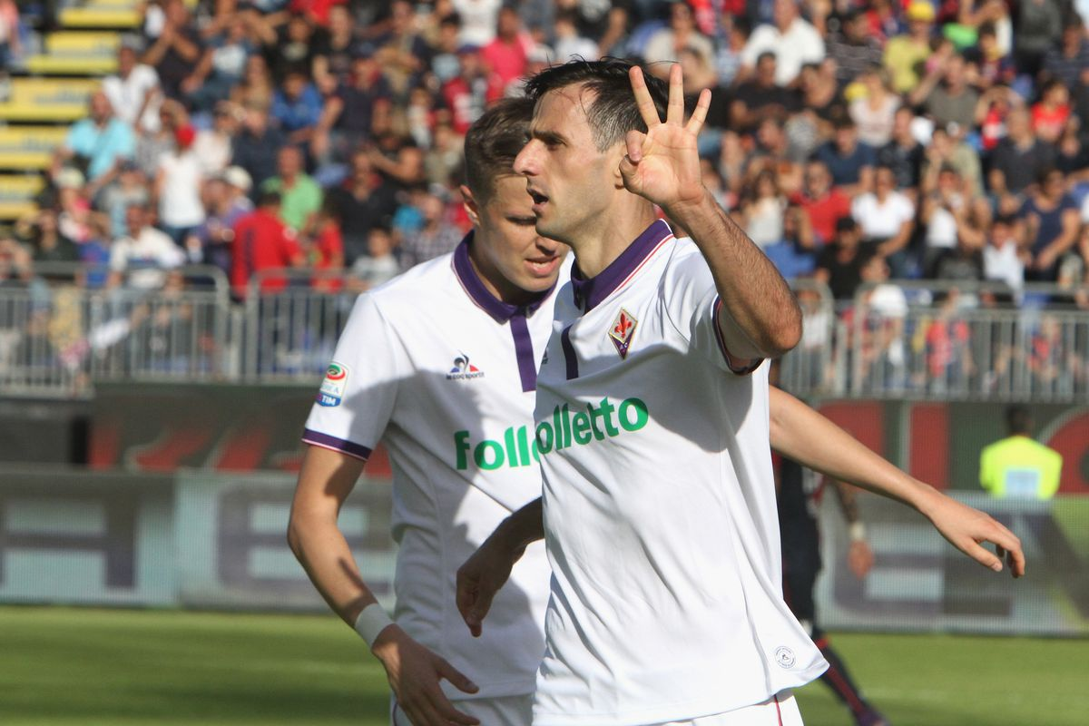 Cagliari Calcio v ACF Fiorentina - Serie A