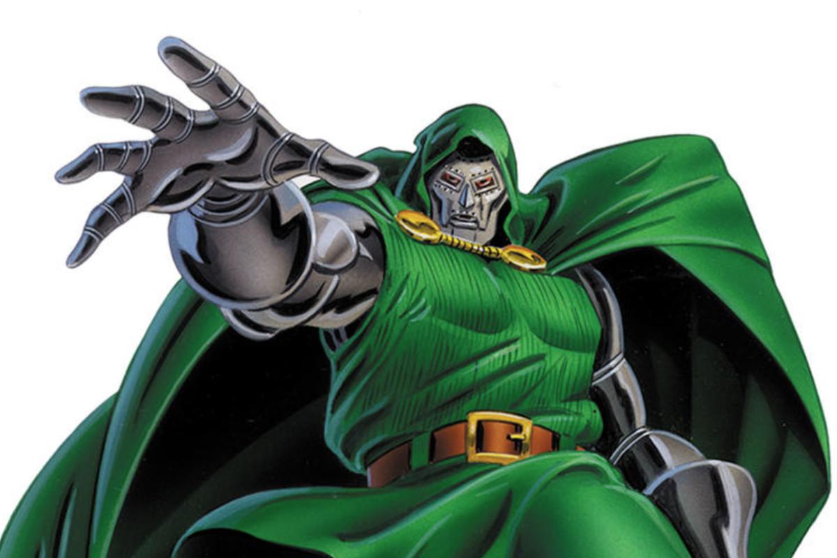 A Doctor Doom movie could happen    if 'Legion's' Noah