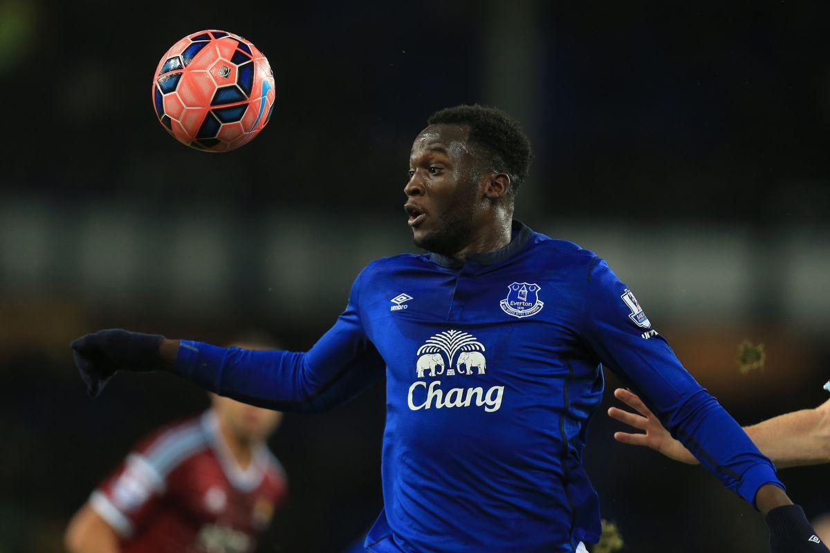 SOCCER : FA Cup Round Three - Everton v West Ham Untied