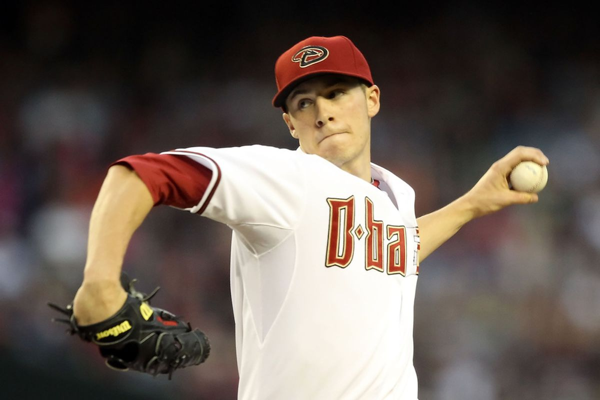Patrick Corbin has been one of the best pitchers in baseball this season.