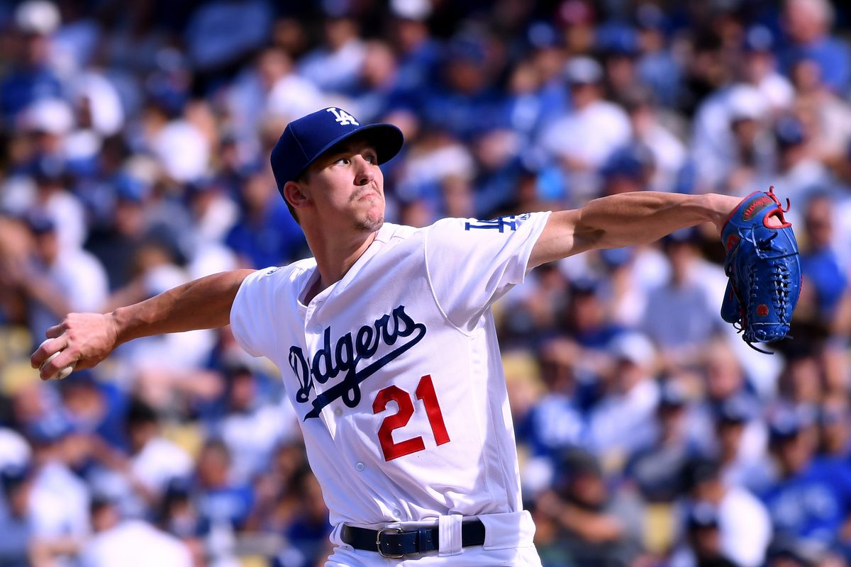 Dodger rookie starting pitchers in playoffs - True Blue LA