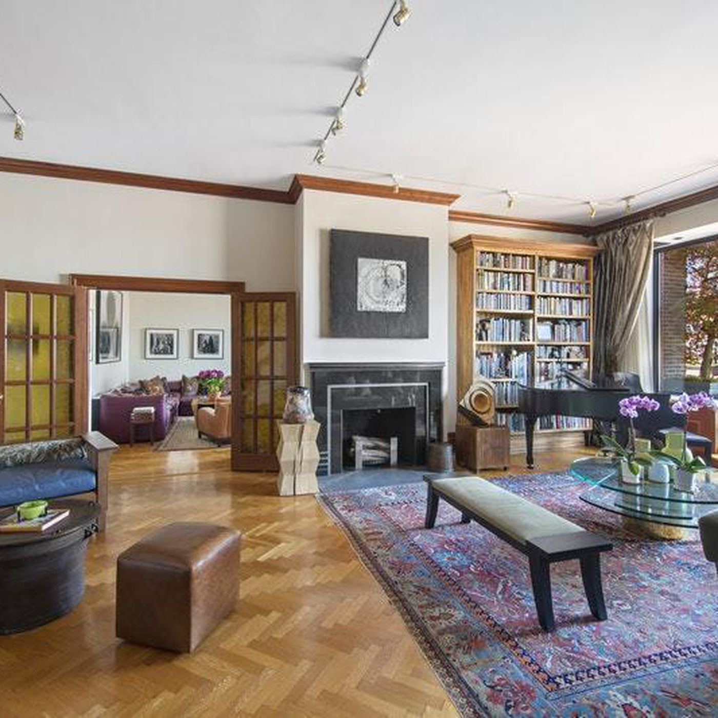 For $185M, A Park Avenue Penthouse With An Epic Terrace