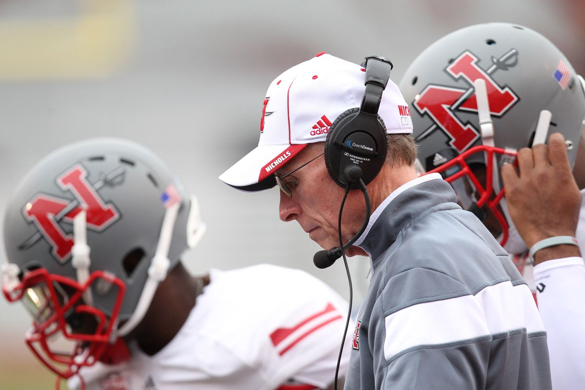 With massive budget cuts scheduled, the future of Nicholls State football is grim