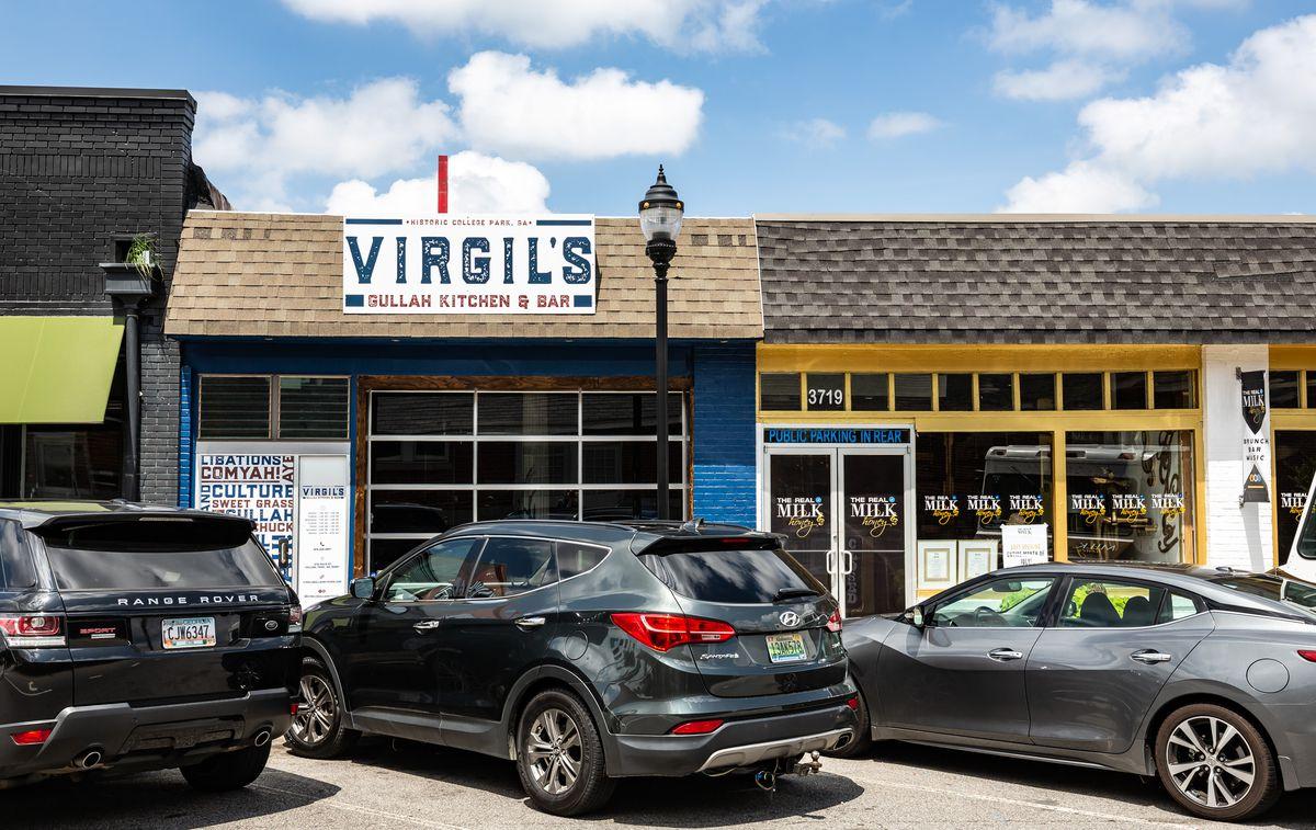 Virgil's Gullah Kitchen in College Park, GA