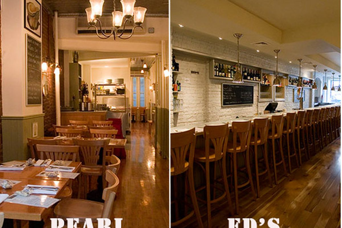 Ed S Lobster Bar Settles Suit With Pearl Oyster Bar Eater Ny
