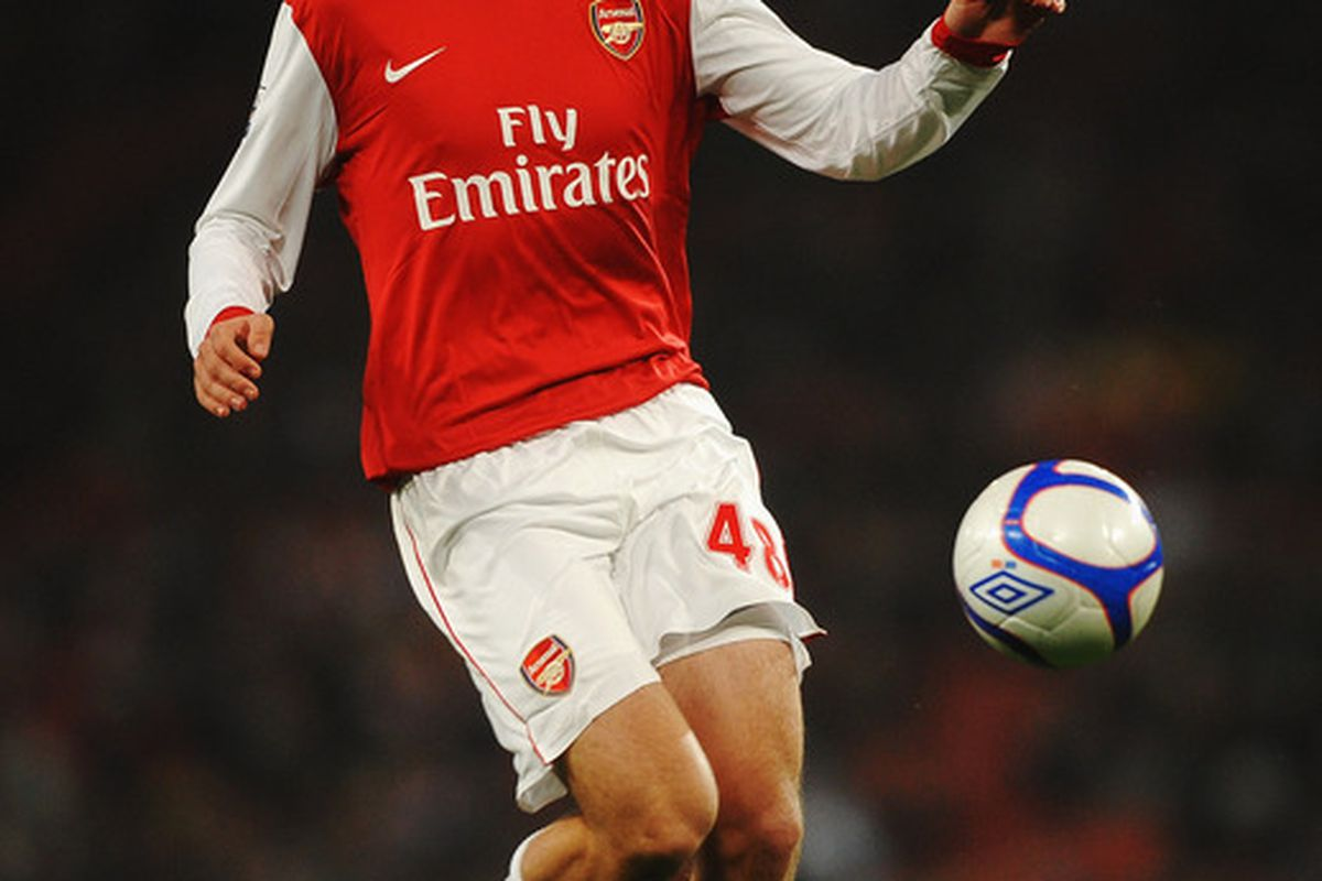 Former Barca youngster and current Arsenal prodigy Ignasi Miquel is just one of a number of talented U19 players waiting to make the breakthrough for Spain