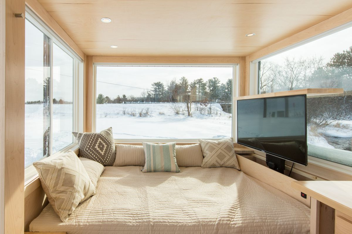 Tiny houses in 2016: more tricked-out and eco-friendly - Curbed