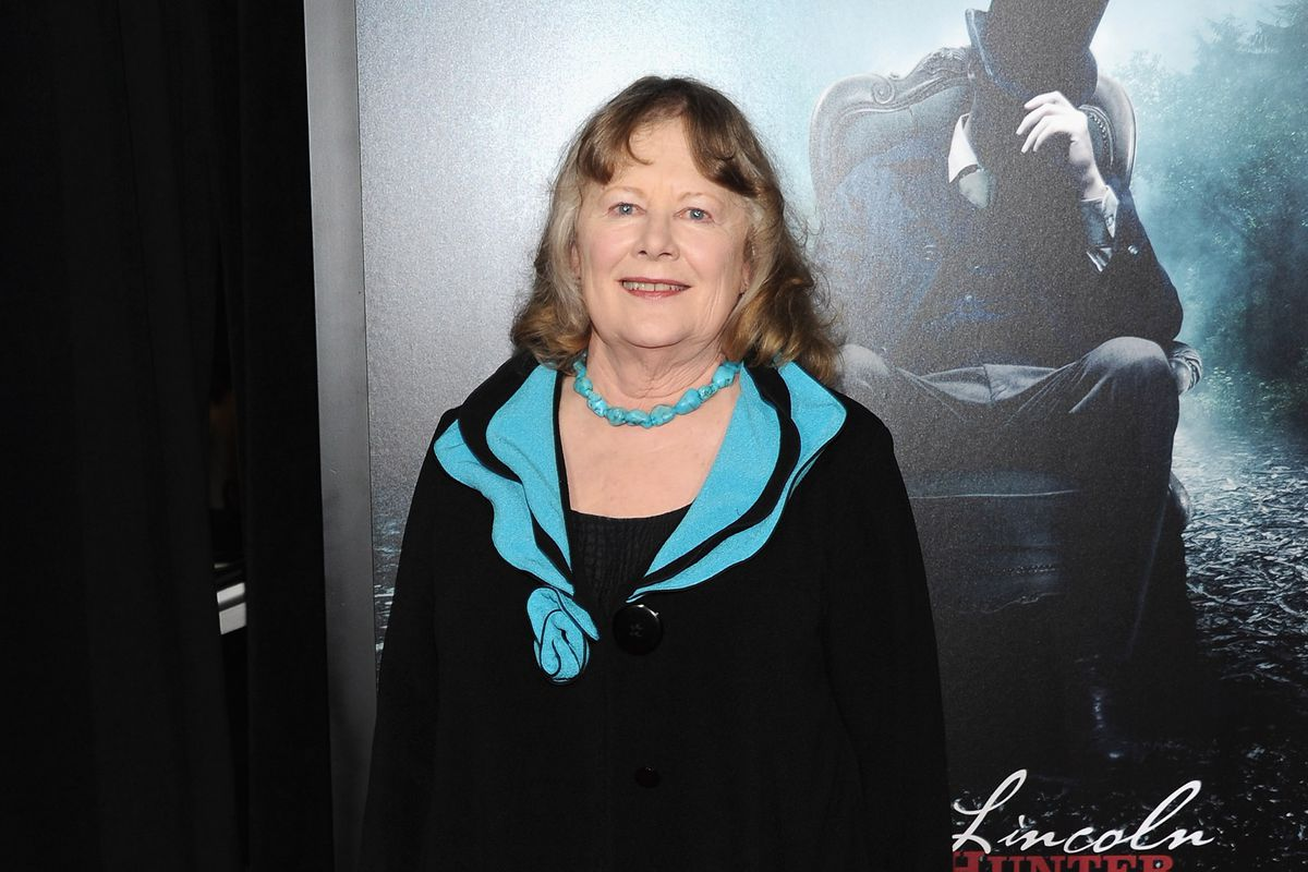 """Actress Shirley Knight attends the """"Abraham Lincoln: Vampire Hunter"""" premiere at AMC Loews Lincoln Square in 2012 in New York City."""
