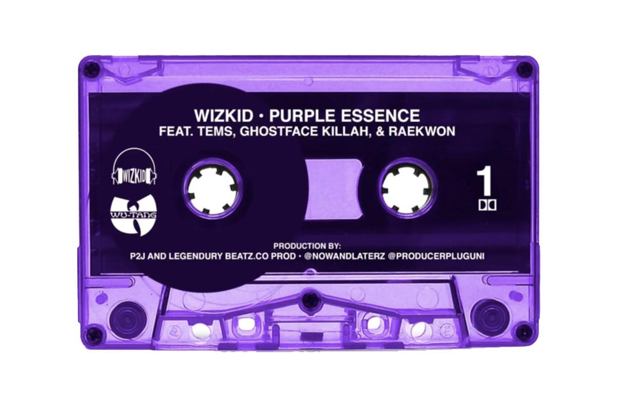 "Artwork for ""Purple Essence"""