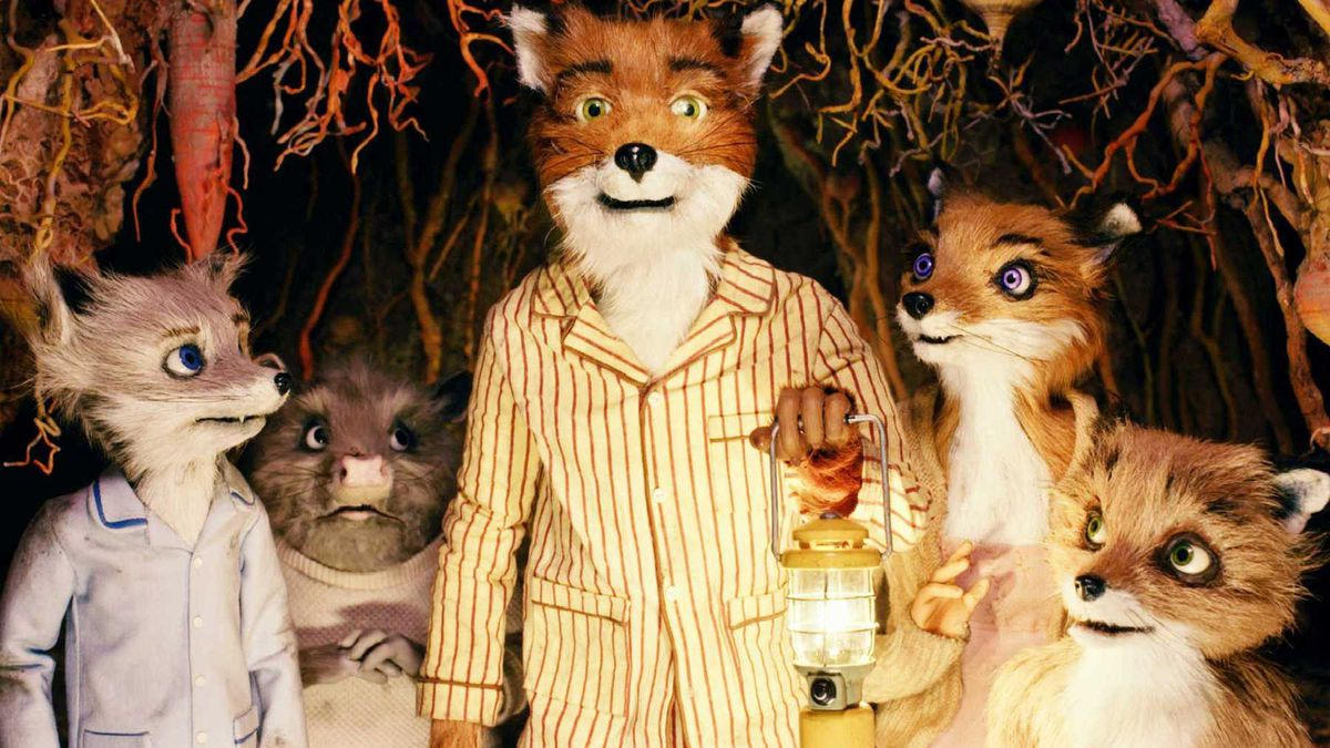 the stop-motion foxes of fantastic mr fox