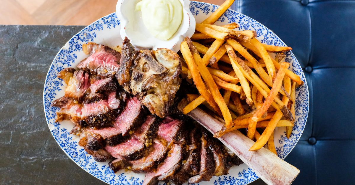 Bateau Is One of America's 38 Best Restaurants - Eater Seattle