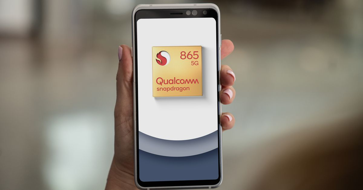 Qualcomm's new Snapdragon 865 promises 5G, camera, and gaming improvements