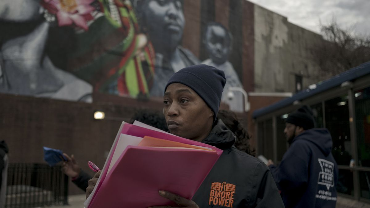 Baltimore's forgotten opioid epidemic - Vox