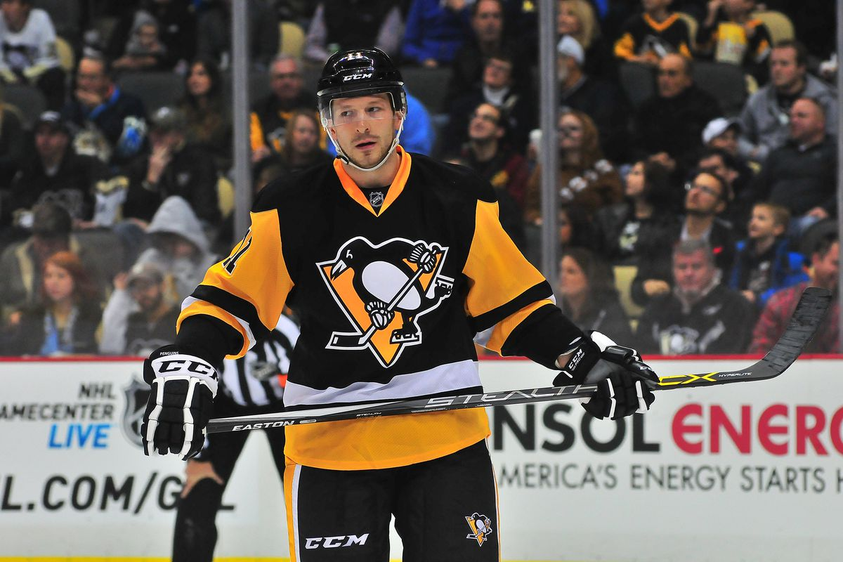 Penguins recall Kevin Porter and Tristan Jarry in effort to rest