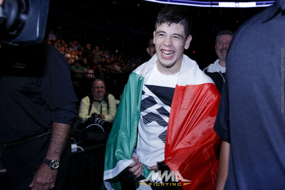 UFC Fight Night 96 photos