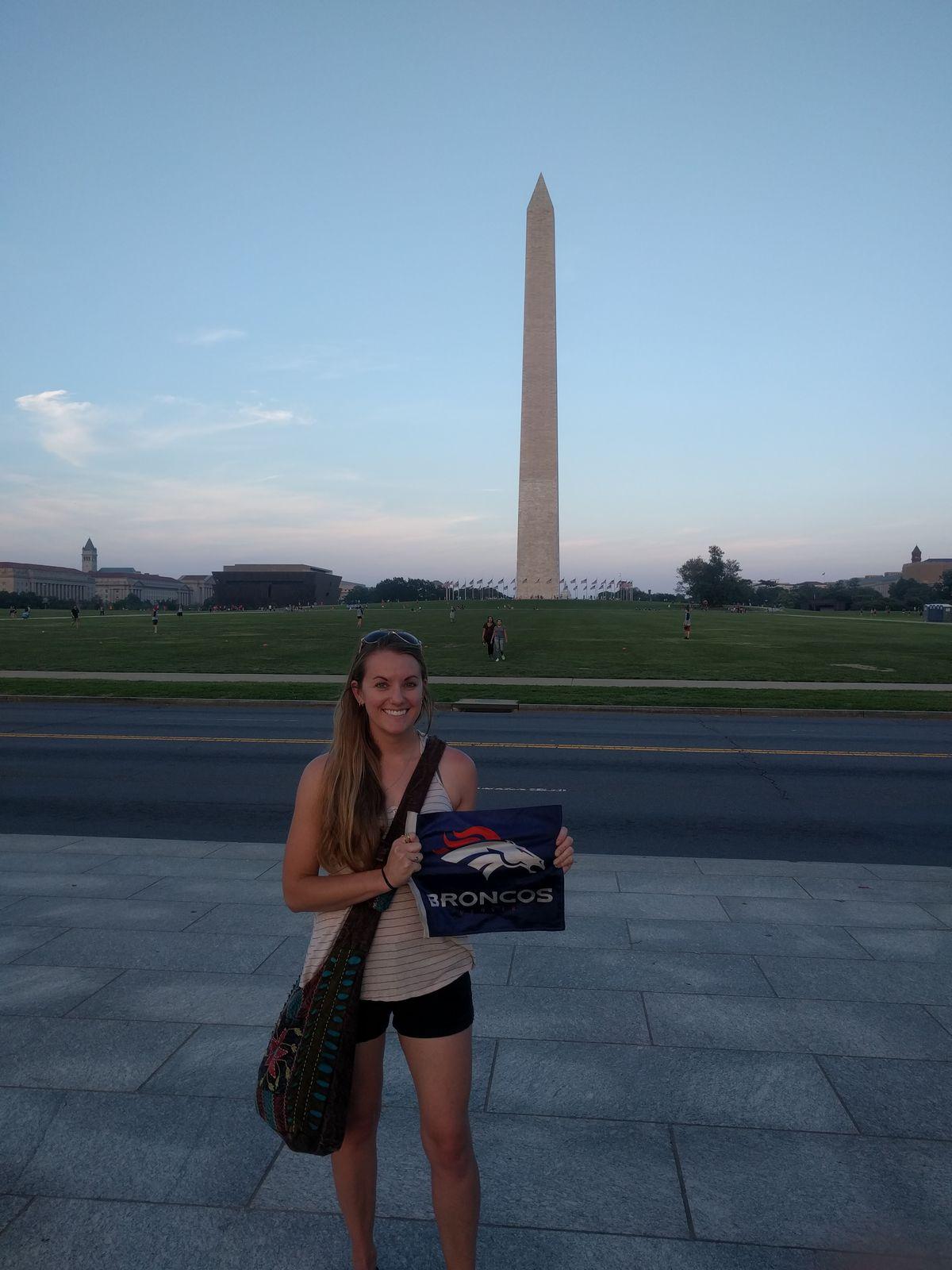 Washington Monument, National Mall, Washington, DC