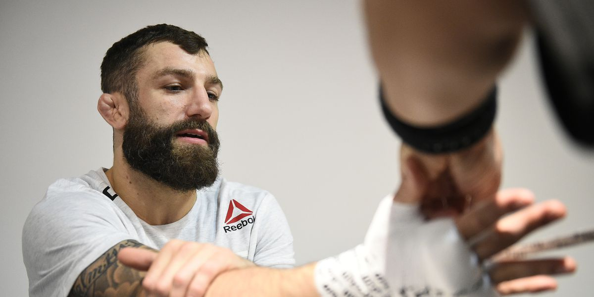 Luque vs. Chiesa Booked For UFC 265