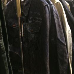 Denim jacket, $87 (was $348)