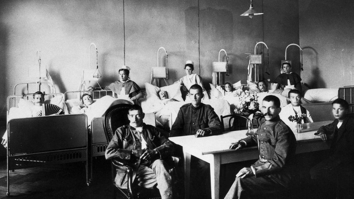 Image result for flu 1918